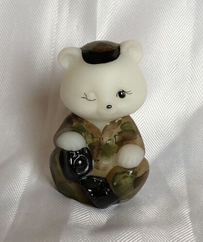 Fenton Memorial Day Military Bear, Only 150 ...