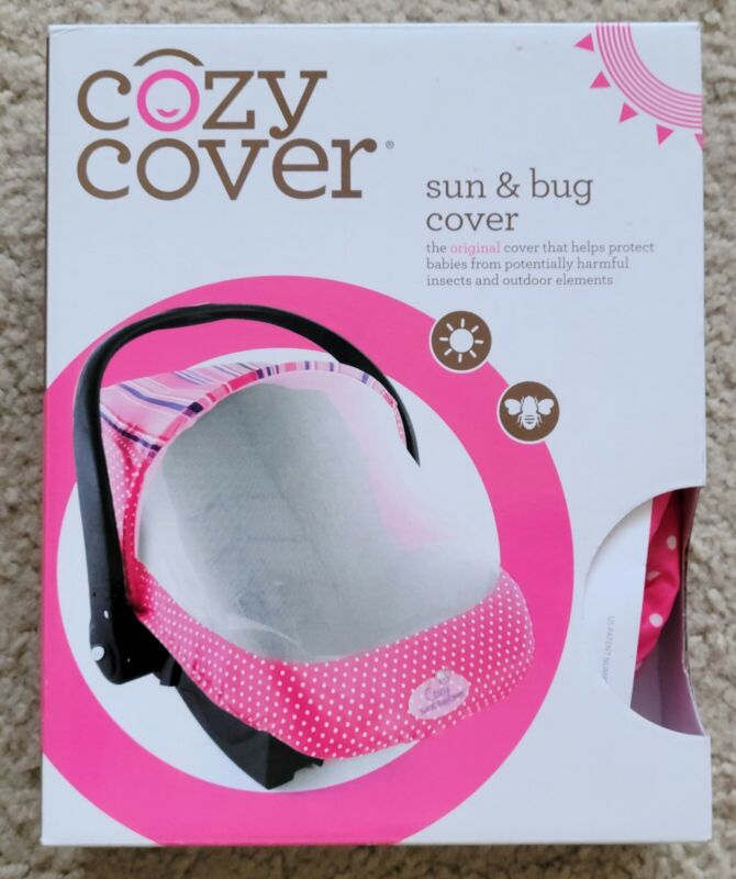 """NEW Cozy Cover Sun & Bug Cover 36.5"""" X 29.5"""""""