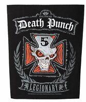 Five Finger Death Punch Rückenaufnäher Legionary  FFDP Backpatch Nordrhein-Westfalen - Gescher Vorschau