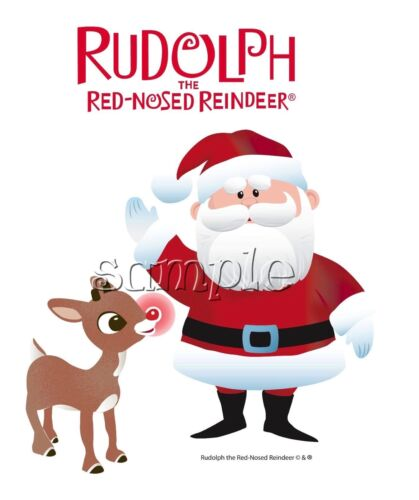 christmas rudolph the red nosed reindeer
