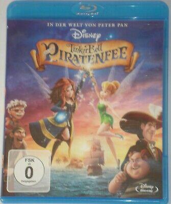 Tinkerbell und die Piratenfee Disney Blu Ray