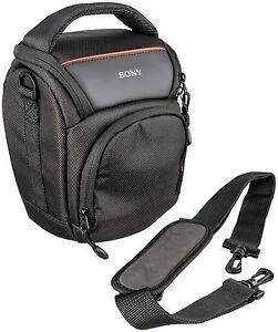 Fototasche Sony LCS-AMB Tasche Soft für Alpha Serie
