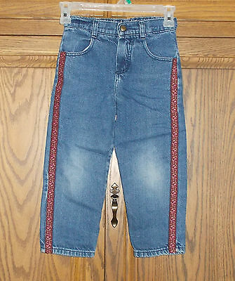 GUESS TODDLER GIRL'S DENIM  JEANS  SIZE 4 T