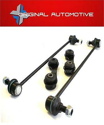 FOR SAAB 93 9-3 2002   FRONT & REAR STABILISER ANTI ROLL BAR SWAY DROP LINKS