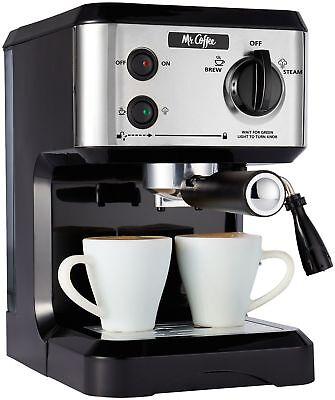 Electric Coffee Maker 19 Bar Pump Espresso Cappuccino Latte