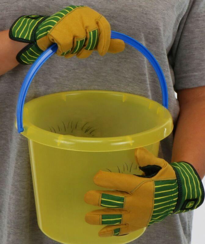 Youth John Deere Work Gloves - LP42429