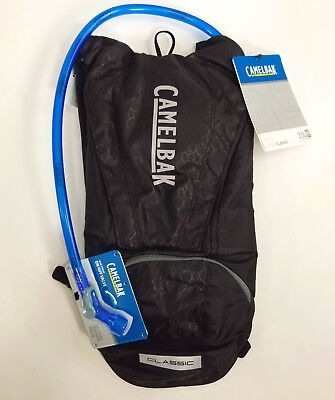 Camelbak Classic Cycling Hydration Pack, Black