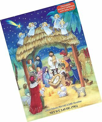 Advent Calendar - Nativity Scene (Special Chocolate Series) 1