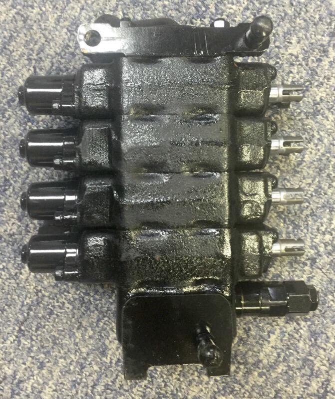Forklift Hydraulic Control Valve - 4 Spool - Mitsubishi Caterpillar 91273-30300