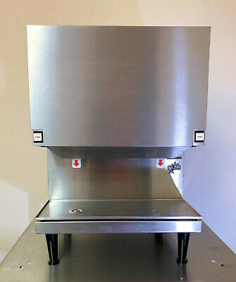 Star Dual Peristaltic Hot Cheese Pumpdispenser. Model Csd-2b