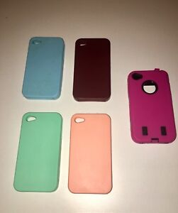 Rubber iPhone 4/4s Cases
