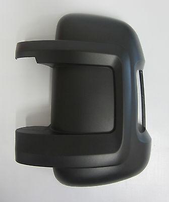 FIAT DUCATO PEUGEOT BOXER CITROEN RELAY 2006  Door Wing Mirror Cover Left NS