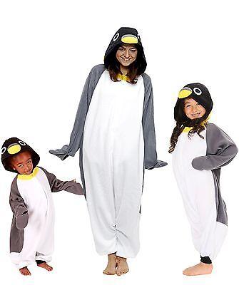 SAZAC Penguin Kigurumi - Kids & Adults Costumes from USA - Penguin Costumes Kids