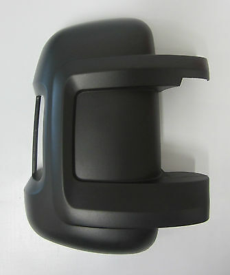 FIAT DUCATO PEUGEOT BOXER CITROEN RELAY 2006  Door Wing Mirror Cover Right OS