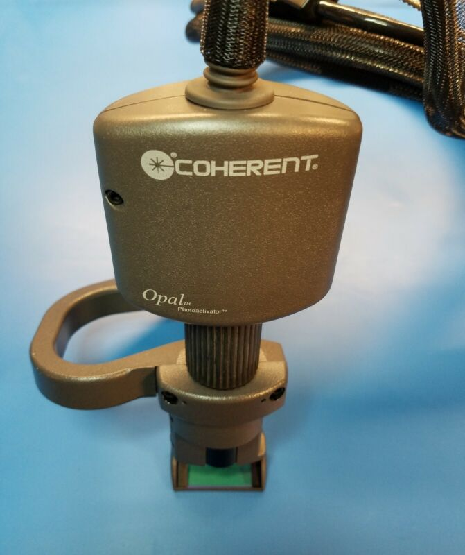 Coherent Lumenis Opal PDT 690nm Laser delivery - Haag-streit Attachment