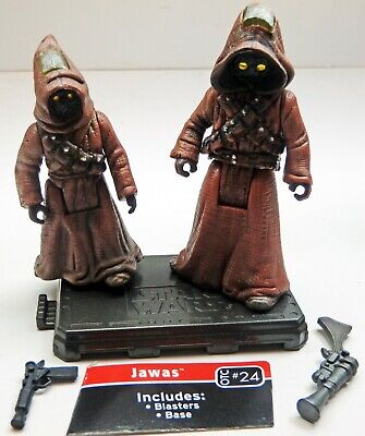 Star Wars Original Trilogy Collection Jawas Action Figures - Loose, Mint!