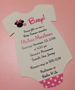 Minnie Mouse Invitation Wording as best invitation design