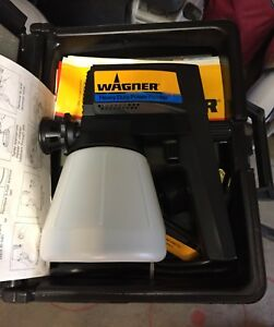 WAGNER PAINT SPRAYER • NEW
