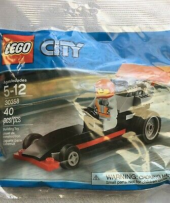 LEGO City Dragster - Polybag - PN 30358 - New