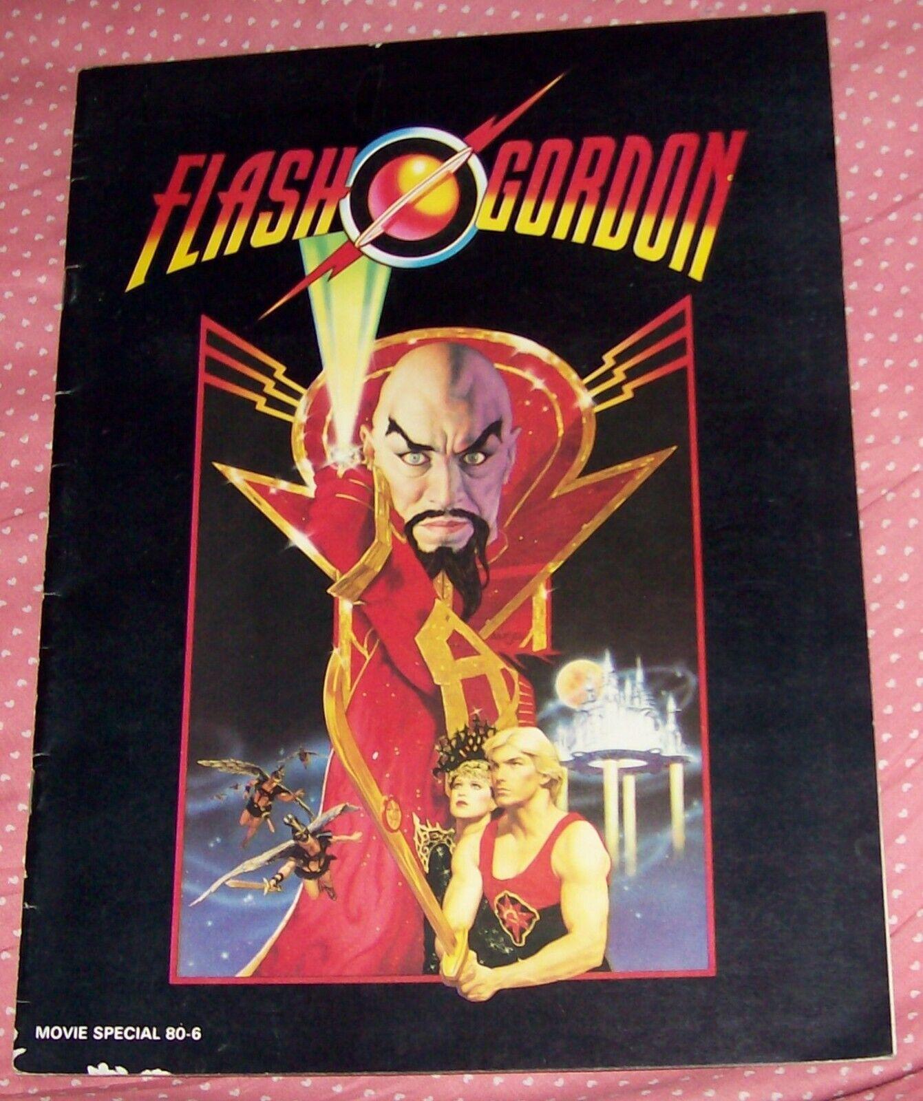 FLASH GORDON 1980 MOVIE PROGRAM - $12.99