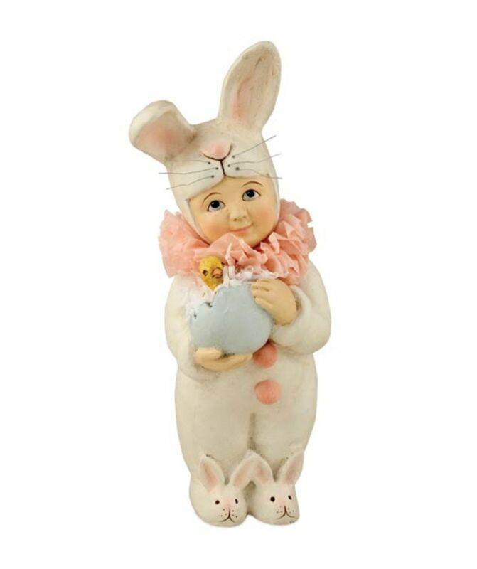 """Bethany Lowe Easter Bunnykins TD6020 9"""" New"""