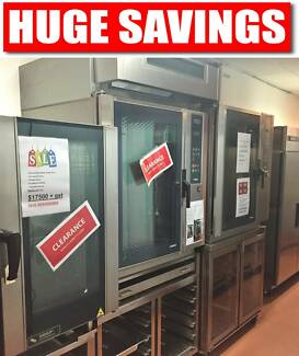 Bakers Oven - Bakery Equipment - Huge Savings - Clearance Sale Campbellfield Hume Area Preview