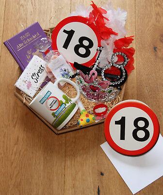 18 Geburtstag Geschenk Frau Mädchen Geschenkidee Geburtstagsgeschenk Geschenke
