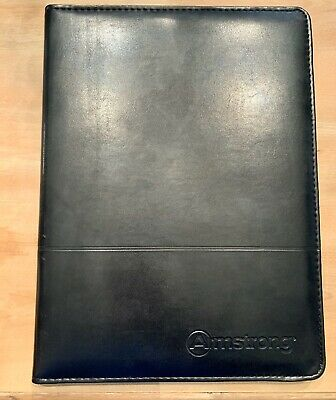 Armstrong Leather Portfolio Business Folder.professional Business