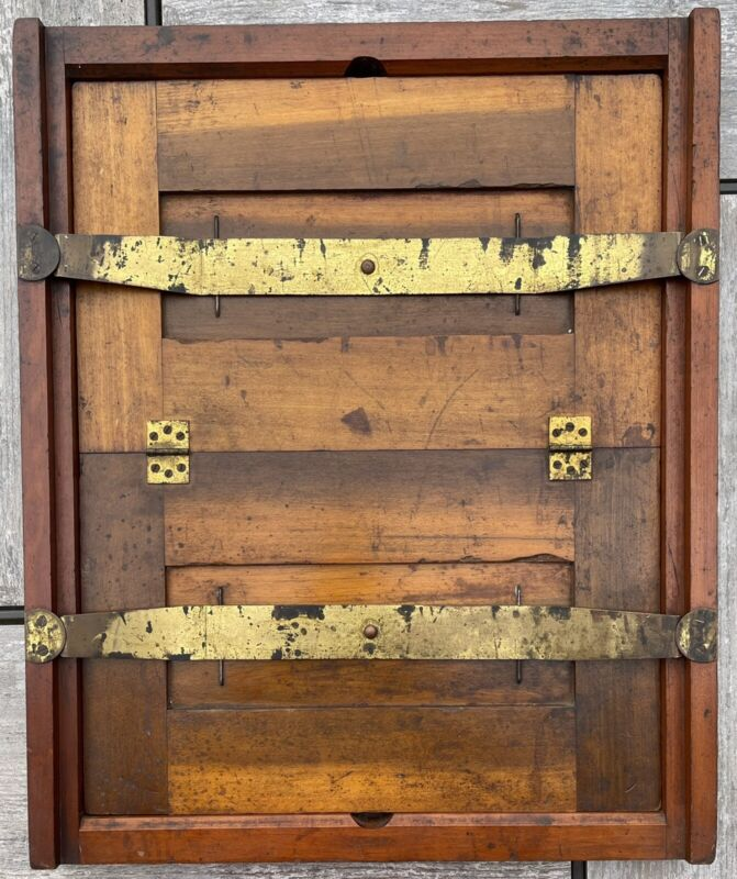 Antique Century 16 x 20 Wood Contact Printer Printing Photography Frame Wooden