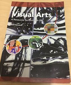 Visual arts text book Redcliffe Belmont Area Preview