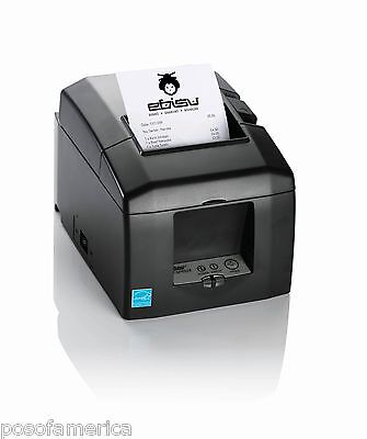 Star Micronics Tsp650ii Apple Android Certified Bluetooth Thermal Printer New