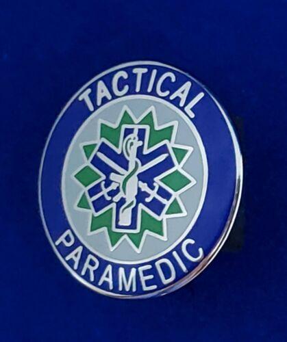 TACTICAL PARAMEDIC PIN. Item #310