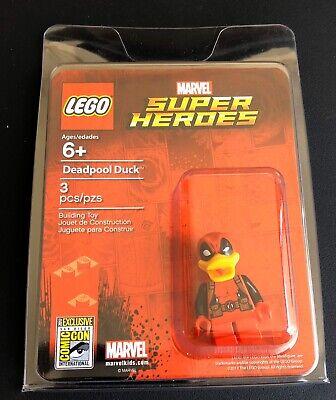 LEGO SDCC Deadpool Duck San Diego Comic Con 2017