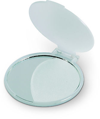 Compact Pocket Mirror - various colours available
