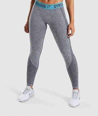 Gymshark Flex Leggings Charcoal Small