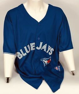 Toronto Blue Jays authentic jersey Reyes # 7 XL FREE SHIPPING