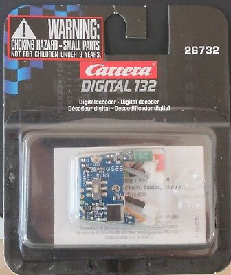 CARRERA 26732 EVOLUTION 1/32 DIGITAL CHIP CONVERSION FOR 132 DIGITAL SLOT (Evolution Conversion)