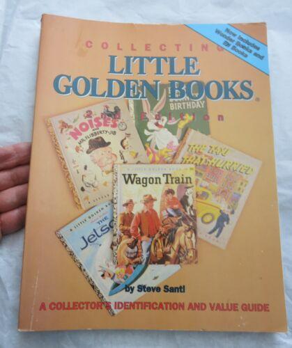 LITTLE GOLDEN BOOKS PRICE GUIDE - Signed