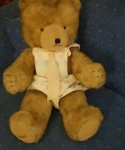 Wendy Boston Teddy Bear Woonona Wollongong Area Preview