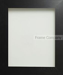 Frame-Company-Hamilton-Range-Black-or-White-Wooden-Picture-Photo-Poster-Frames