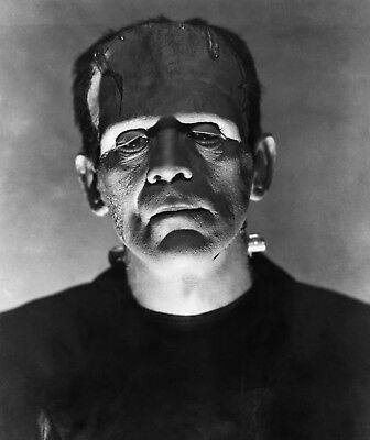 Boris Karloff Frankenstein Halloween Poster Art Photo Artwork 11x14 16x20 20x24 ](Boris Karloff Halloween)