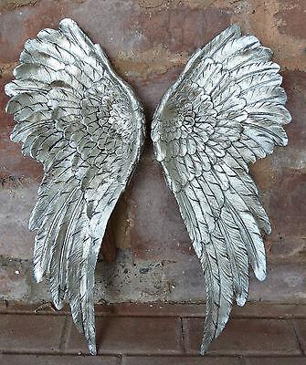 2 XL Engelsflügel Wanddeko 3 D  Engel - Engel Flügel Groß