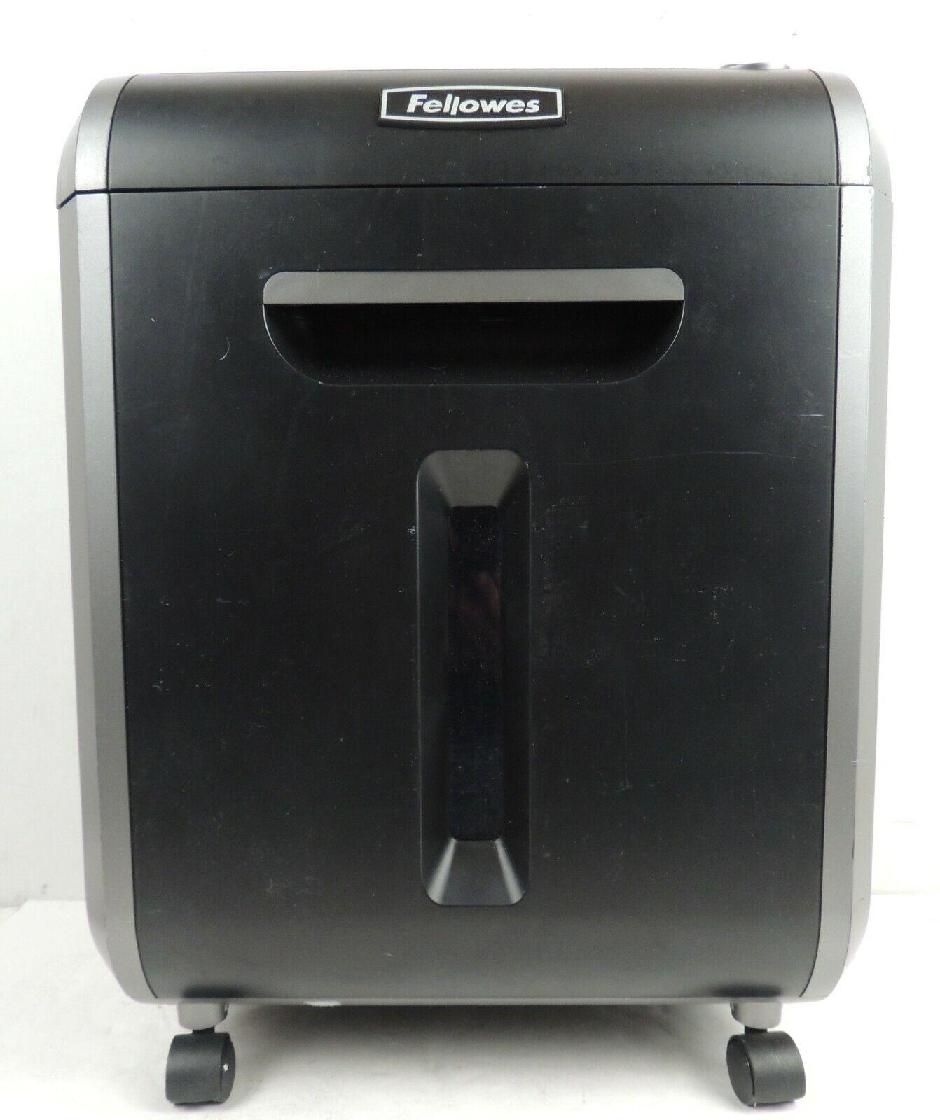 Fellowes Powershred 79Ci Shredder 100 Jam Proof, Cross Cut 16 Sheet Capacity - $164.99
