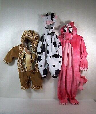 Halloween Costumes Animal Dragon Giraffe Cow Toddler Baby - Dragon Girl Halloween Kostüm