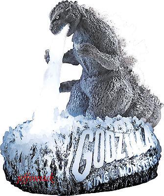 "Carlton Cards 2014 Godzilla 60th Anniversary ""ICE"" Sound & Light Ornament *SALE*"