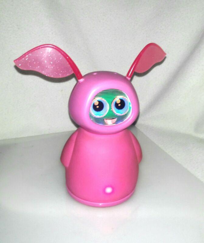 """FiJiT Friends Serafina PINK Electronic Doll Toy 9"""" 2010 Mattel"""