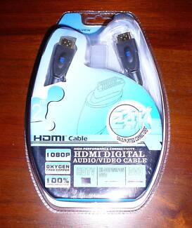 Digital Video HDMI Digital Video/Audio Cable 2M