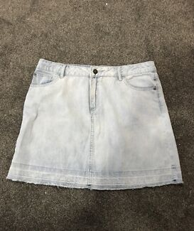 Lily Loves Denium Skirt