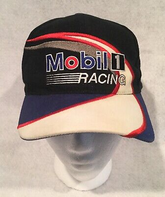 Mobil 1 Racing NASCAR #12 Jeremy Mayfield Hat Cap Adjustable