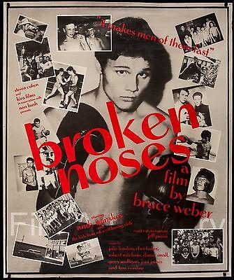 BROKEN NOSES 1987 Rare! 40